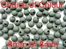 High Impact Shock Beads. Carp Fishing Rigs soft rubber stop Buffer