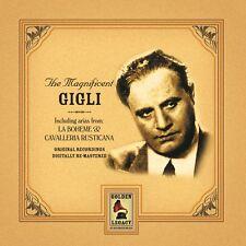 Beniamino Gigli - Magnificent Gigli CD
