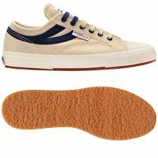 SUPERGA SPORT PANATTA 2750 COTU Tennis SCARPE UOMO ECRU blu Sneaker UNISEX 902bh