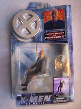 X-MEN THE MOVIE PROFESSOR X Patrick Stewart c/2000 NIP