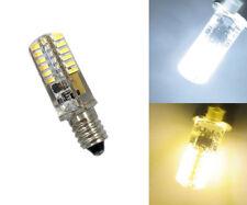 E10 Mini Base LED bulb 2W 48-3014 SMD 12V/110V/220V Silicone Light White/Warm