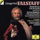 Verdi - Falstaff / Bruson, Ricciarelli, Nucci, Hendricks, Gonzalez, Valentini-Te