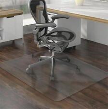 Gut Erhalten 75x120 Cm Groß Kunststoff Klar Unterlage Für Bürodrehstuhl