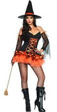 Verspieltes Hocus Pocus Hottie Minikleid Kostüm