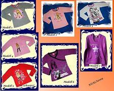 TRENDY Langarmshirt HANNAH MONTANA  Sweatshirt Shirt  116-176  NEU