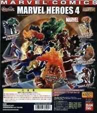 Bandai Marvel Comics Heroes HG High Grade Gashapon Figure Part 4