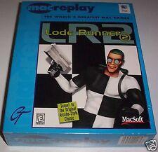 Mac:  Lode Runner 2 - english *Neu*