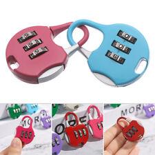 Fitnessraum 3 Zifferblatt Password Lock Schieber Tool zur Sicherheit