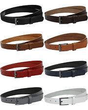 Ledergürtel 100 % echt Leder Damengürtel Accessoire leather Damen Gürtel Vascavi