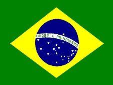 BRAZILIAN BRAZIL FLAG  5FT X 3FT