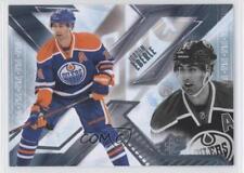 2013-14 SPx #40 Jordan Eberle Edmonton Oilers Hockey Card