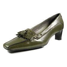 afis shoe-fashion 33757-161 Damen Schuhe Premium Qualität Pumps Grün