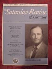 Saturday Review February 28 1942 SAMUEL ELIOT MORISON WALDO FRANK ++