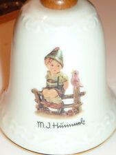 M.J. HUMMEL SWISS BOY BELL  WAYSIDE HARMONY