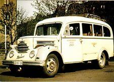 Ansichtskarte: Omnibus Robur Garant 30 K VEB Kraftverkehr Zwickau um 1960