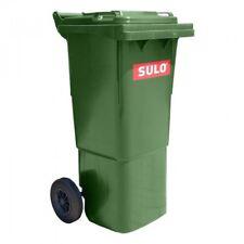 Container SULO 60 L poubelle ordures ménagères tri sélectif, Vert (22264)