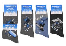 6 Paar Herren Thermo Ski Socken höllisch Warm mit Design Vollfrottee Hammerpreis