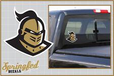 UCF Knights KNIGHTRO HELMET Vinyl Decal Central Florida Knights Sticker