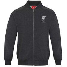 Liverpool FC Official Football Gift Mens Retro Varsity Baseball Jacket