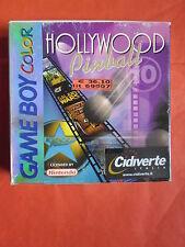 HOLLYWOOD PINBALL - GAME BOY COLOR da collezione