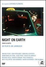 NIGHT ON EARTH Taxisti di notte (J. Jarmusch) Benigni - DVD FUORI CATALOGO