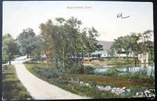 *1910 Sugar Hollow Connecticut Danbury