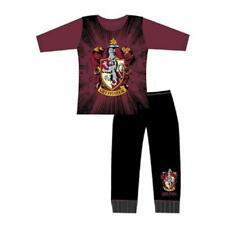 Girls Older Harry Potter Gryffindor Crest Pyjamas Hogwarts pyjamas PJs Age 5-12Y