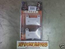SUZUKI GSXR1000 GALFER FRONT BRAKES PAD PADS 04-2011