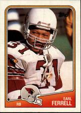 1988 Topps Football Card Pick 251-395