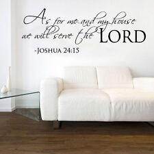 Lord preghiera parete Adesivo 60 cm x 162cm