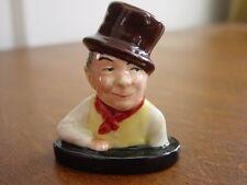 Royal Doulton SAM WELLER Bust Figurine Dickens - NICE!
