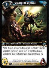 WoW - 4x Gladiator Zophos - Blut der Gladiatoren