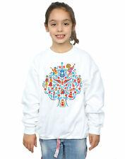 Disney niñas Coco Tree Pattern Camisa De Entrenamiento