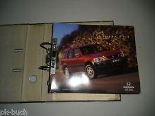 Honda Prospekte CR-V Civic Coupe Legend Accord Aero Deck Stand 1996 / 1997