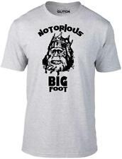 Notorious BIG Foot T-Shirt - Funny t shirt yeti retro monster hip hop rap music