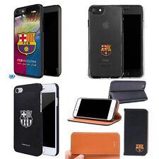 Barcelona FC Football Wallet 3D Gel Aluminium Case for iPhone 4 5 5S SE 6 6S 7
