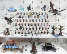 LEGO Harry Potter Figuren + Zubehör zum Auswählen - alles Neu 75954 75955 75948+