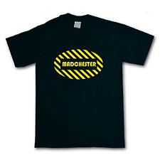 Madchester T-Shirt - Stone Roses Happy Mondays Factory Records - Sizes S - XXXL
