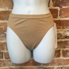 Rhonda Shear Basic Nude Seamless Ahh Brief Lt Control Panties Panty New