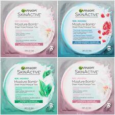 Garnier Skin Active Moisture Bomb Super Hydrating Face Tissue Mask All Skin Type