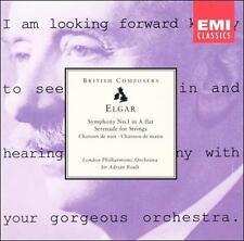 Elgar: Symphony No. 1 in A Flat / Serenade for Strings / Chanson de nuit / Chan