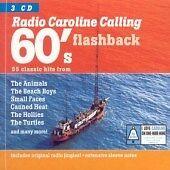 Radio Caroline Calling 60's Flashback, Various Artists, Acceptable Box set