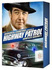 NEW Highway Patrol: Complete Season 4 [5 Discs] DVD Region 1 free shipping!!