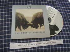 DVD Pop U2 - The Best Of 1990-2000 (4 Song) Promo UNIVERSAL