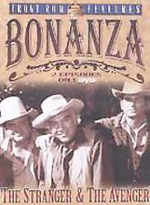 Bonanza - The Stranger/The Avenger (DVD, 2001)