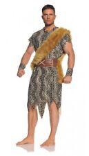 Cave Dweller Caveman Jungle Man Tarzan Stone Age Men's Adult Costume Std-XXL