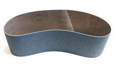Schleifband 100 x 610 Zirkon , Körnung 60 - 120, für Metall , Schleifbänder