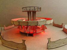 Puesto de observación LED Warhammer 40k/wargame/Infinity edificio/relieve/Productos