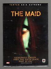 The Maid (DVD) Kelvin Tong, Alessandra de Rossi, Tartan Asia Extreme! BRAND NEW!
