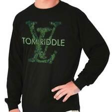 Tom Riddle Lord Voldemort Shirt Dark Wizard Gift Long Sleeve Tee